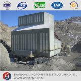 Sinoacme Altura fabricada por el sistema transportador de bastidor de acero prefabricados