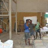 Korn-Rollen-Tausendstel-Hersteller des Sambia-50t/Steingetreidemühle für Verkauf