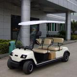 Горячий EEC-утвердил 4-местный электрического поля для гольфа автомобиль