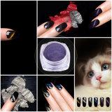58d10 3D Efecto ojo de gato de polvo de pigmento magnético