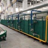Жара печи газа - обработка для линии изготавливания тела технологических оборудований баллона LPG