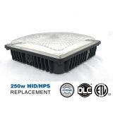 高品質70W UL Dlcの承認アルミニウム防水LEDのおおいライト