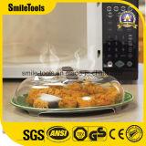 Крышка Анти--Sputtering Hover еды предохранителя Splatter микроволны Амазонкы