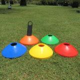 Campo de los conos de disco de plástico