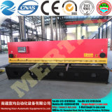 Предварительная машина металлического листа конструкции QC11y Nc гидровлическая режа для сбывания