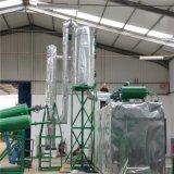 蒸留プラントをリサイクルするCe/ISOの証明および使用エンジンオイル