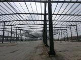 Construction préfabriquée de conformité d'OIN pour l'atelier d'entrepôt