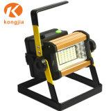 36Holofotes SABUGO LED de iluminação de exterior portátil projector recarregável