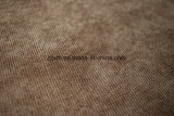Cuoio falso della copia del tessuto della pelle scamosciata