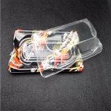 Bolsa de plástico desechable de grado alimentario Plato de Sushi Sushi Bandeja de embalaje al por mayor
