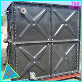 El tanque de agua de acero esmaltado para el agua potable