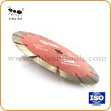 """9"""" / 230мм сухой алмазные инструменты пильного полотна Hot-Pressed режущий диск красный"""