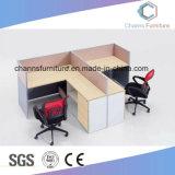 Foshan tejido Muebles de oficina de la Cruz de la partición Estación de trabajo (CAS-W1899)