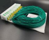 Telecomunicações Gpon 1X64 Caixa de plásticoSc Connnector Divisor PLC