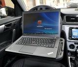 Het zwarte Laptop van de Auto Bureau Multifunctionele Draagbare Esg10360 van het Wiel van /Eating