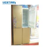 Arrefecimento directo frigorífico congelador com certificação CE