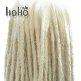 Estensione bionda di vendita superiore Dreadlocks dei capelli umani da 16 pollici