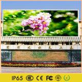 La pantalla de vídeo LED al aire libre Centro Comercial de publicidad