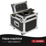 Hazer Disco стороной вверх Spray противотуманные дым DMX 600 Вт Haze машины