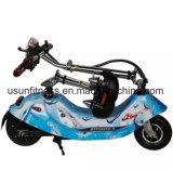 مصغّرة طيّ اثنان عجلات كهربائيّة درّاجة ناريّة [سكوتر] مع سعر رخيصة