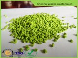 Зерна LDPE/LLDPE резиновый пластичные красные Masterbatch
