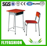 [هيغقوليتي] مدرسة قاعة الدرس دراسة مكتب خشبيّة مع كرسي تثبيت ([سف-67س])