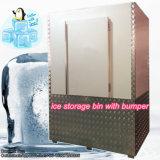 Напольный бункер льда для льда багажа