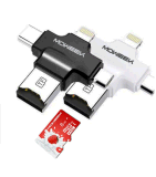 4 /Micro USB/Andriod USB 2,0 MEMORY Card reader iPhone in 1 type C/for