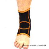 Bonne qualité de la rétention de chaleur en néoprène pour les sports de renfort de support de cheville