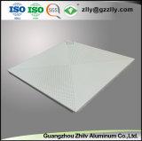 은행을%s Sound-Absorbing 장식적인 알루미늄 청각 위원회 천장