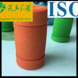 Apretones de goma plásticos redondos de la mano