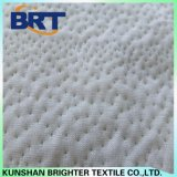 30%Organic imprägniern Bambusfaser 70%Polyester Breathable Jacquardwebstuhl-Luft Schicht geklebtes Biofilm Gewebe
