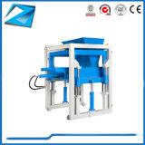 Modèle de machine à fabriquer des briques Qt10-15 rouge en Inde