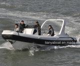 Liya 24,6 pies China costilla barco para la venta de yates