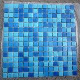 Azulejo de cristal del arte y del cuadro del mosaico de la piscina