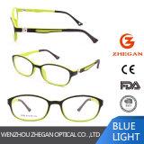 2018の準備ができた商品の工場カスタムTr90安全子供ガラス、最新のプラスチック光学フレームの細字用レンズ