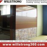 Het Samengestelde Comité van het Aluminium van Willstrong voor Decoratie