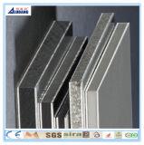 Panneau composé en aluminium matériel de panneau de revêtement de mur de décoration