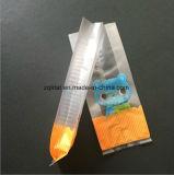 투명한 광택이 없는 완료 음식 급료 비닐 봉투