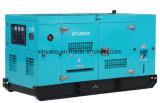 Изготовление генератора Weifang 100kVA/80kw тепловозное