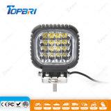 """lámpara del trabajo del coche del CREE LED de la motocicleta del poder más elevado 5 """" 48W"""