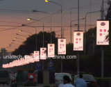 Напольный уличный фонарь Поляк/столб/экран дисплея знака СИД рекламируя средств штендера P5/P6 цифров