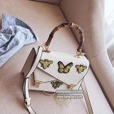 ハンドバッグの女性ハンド・バッグの卸売価格Sy8677の刺繍された女性袋を飾っている新式の蝶
