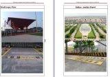 Проверка безопасности в соответствии с системой контроля автотранспортных средств для выставки