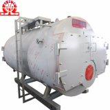 Gaz du tube d'incendie 2t/H-1.0MPa et chaudière à vapeur au fuel