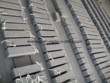 Modellerende Kerbstone van het Graniet van Hubei van de Steen G603 Gevlamde
