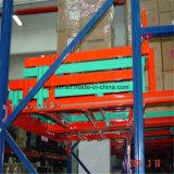 Il doppio d'acciaio del metallo di memoria del magazzino spinge indietro l'accantonamento con Tunel