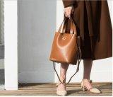 Borse di cuoio dell'unità di elaborazione delle donne delle borse del progettista delle signore di modo della fabbrica di Guangzhou