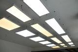Luz de painel quadrada magro do diodo emissor de luz do Inteiro-Tamanho da iluminação de teto de Dimmable
