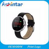 防水Bluetoothのスマートな腕時計の心拍数の血圧の適性の追跡者のスマートなリスト・ストラップ